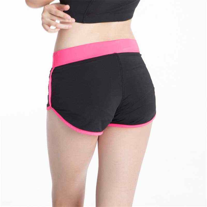 Kobiety Pro Gym Fitness joga krótkie dla kompresji do biegania wysokiej talia szkolenia ćwiczenia treningowe sportowe szczupła plaża zarząd piesze wycieczki 2082
