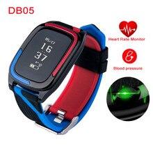 DB05 IP68 Водонепроницаемый смарт-браслет плавать Mi нг деятельности фитнес-браслет Часы Heart Rate крови Давление группа PK Xiaomi Mi band 2
