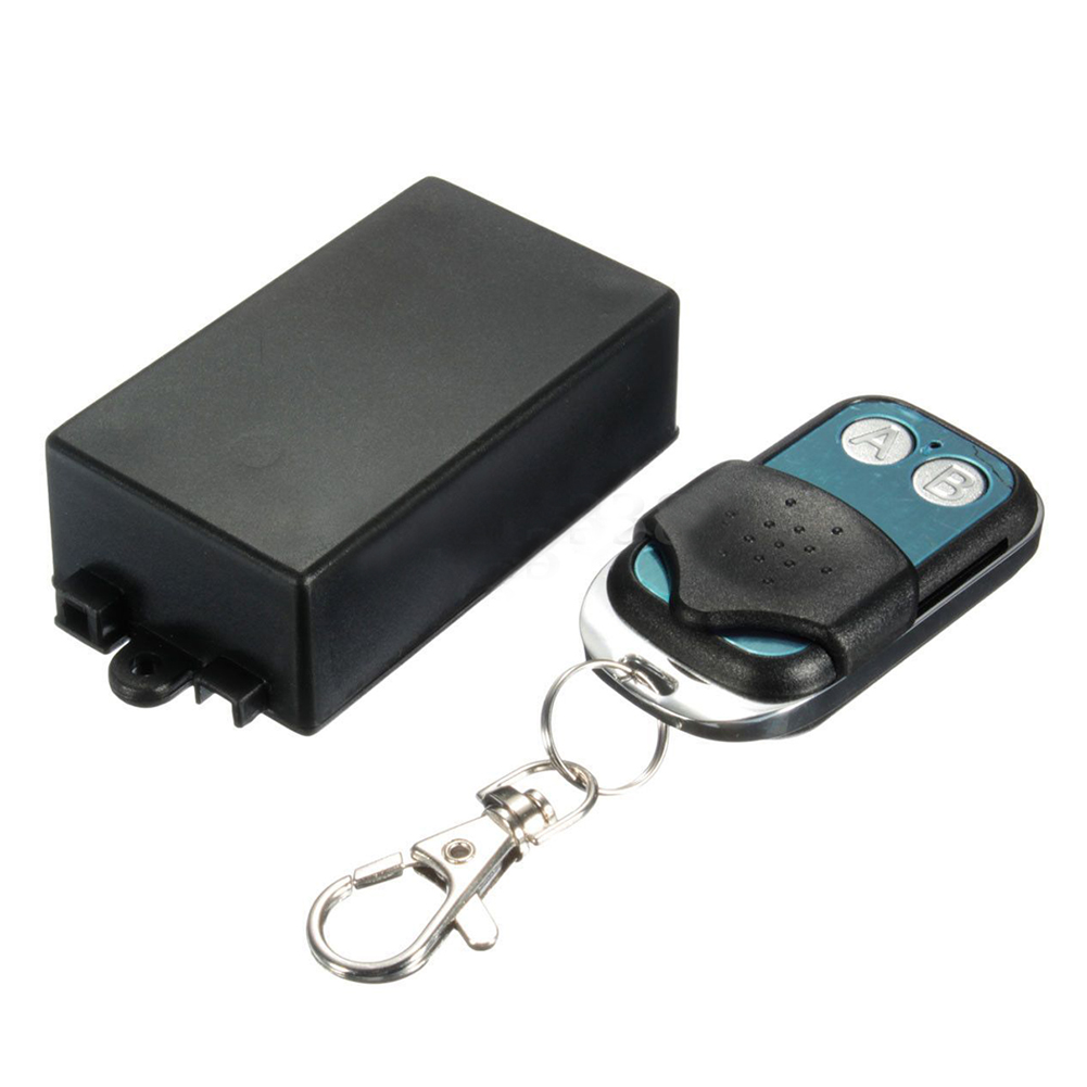12V DC 2CH Channel Wireless RF Remote Control Switch Transmitter + Receiver 12v 8 ch channel rf wireless remote control switch