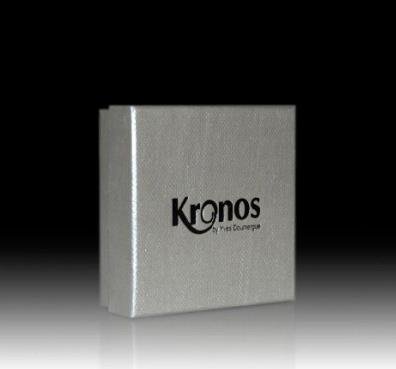 Kronos by Yves Doumergue (Gimmick+DVD) - Magic Tricks,Close-Up , Stage,Card,Mentalism,Magic Accessories mc photo frame stage magic tricks close up accessories card magic props toys