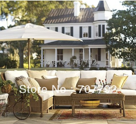 Synthetic Wicker Patio Furniture