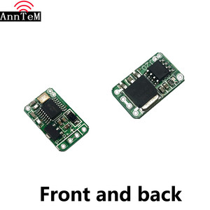 Image 4 - wireless remote control switch Mini small 433mhz rf transmitter receiver 3.7v 5v 6v 9v 12 Battery power circuit micro Controller