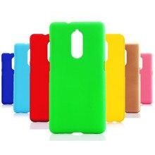 Phone Case sFor Fundas Lenovo K8 Note K 8 case For Coque K3 K5 K6 K4 Color Hard plastic PC cover phone