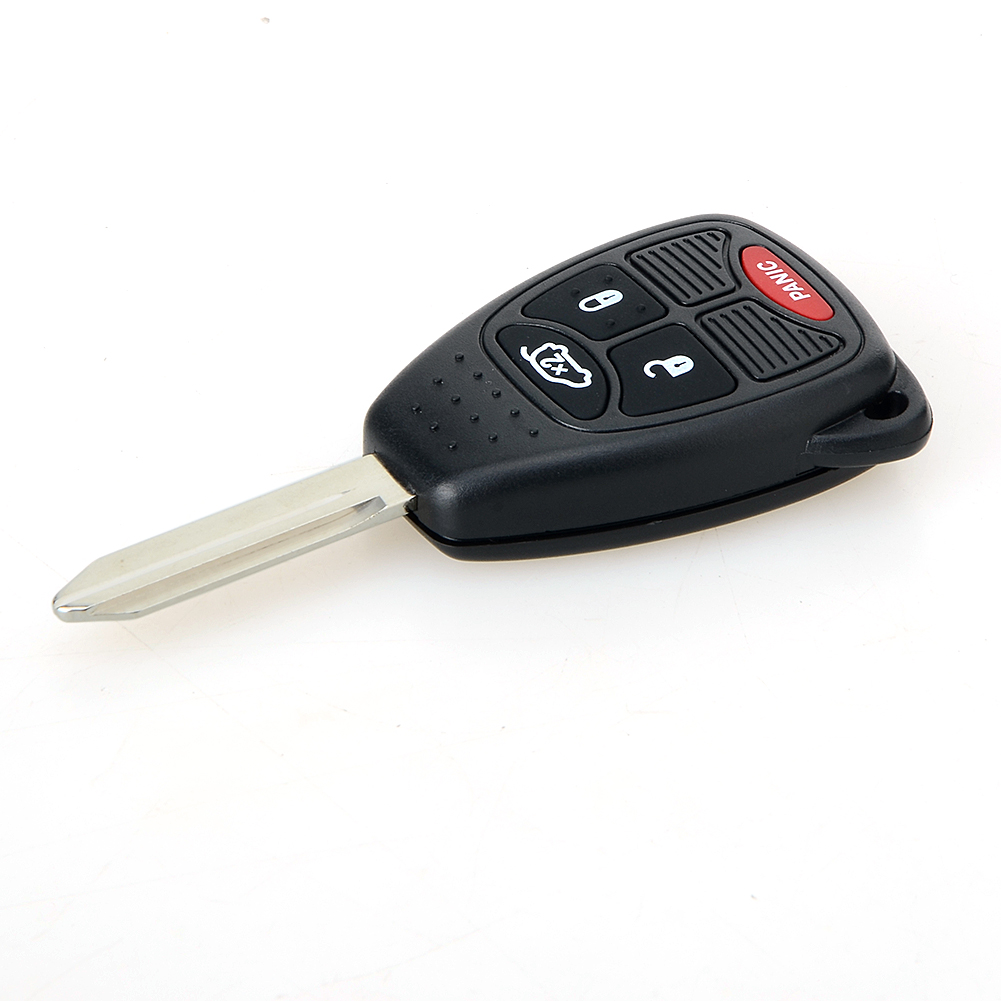 Replacement Car Keys Fit For Keyless Entry Uncut Key Fob Remote For 2005 Jeep Grand Cherokee