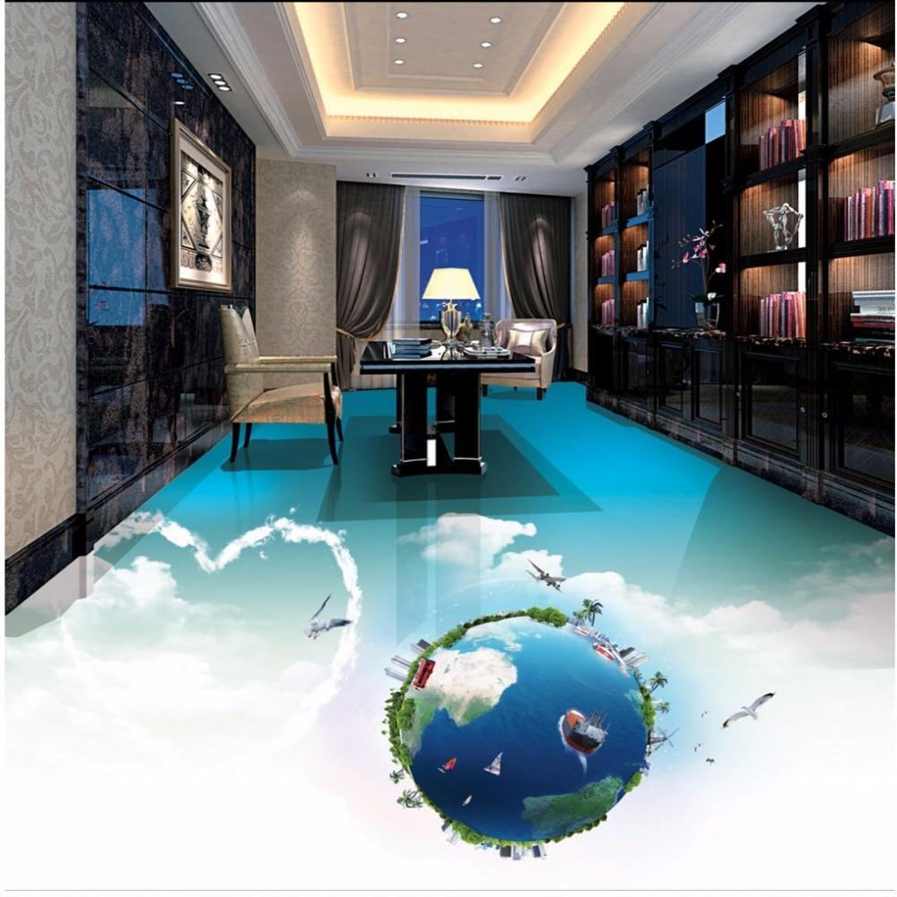Stunning 3d Bodenaufkleber Badezimmer Gallery - Erstaunliche Ideen ...