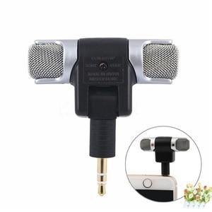 Image 1 - Mini 3.5 millimetri Microfono Stereo Mic Per Il computer Portatile Microfono Per computer non per il telefono