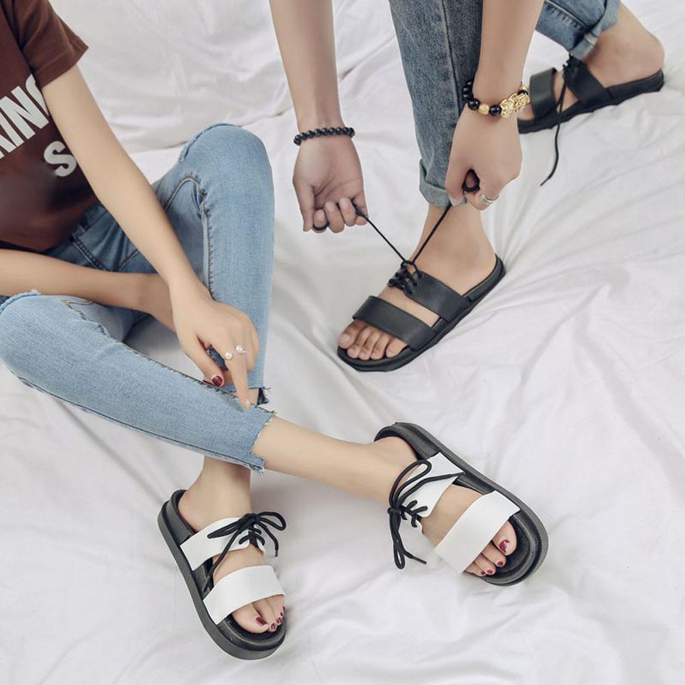 Men Women Unisex Sandals Straps Beach Shose Casual Shoes Women Slippers Summer Shoes