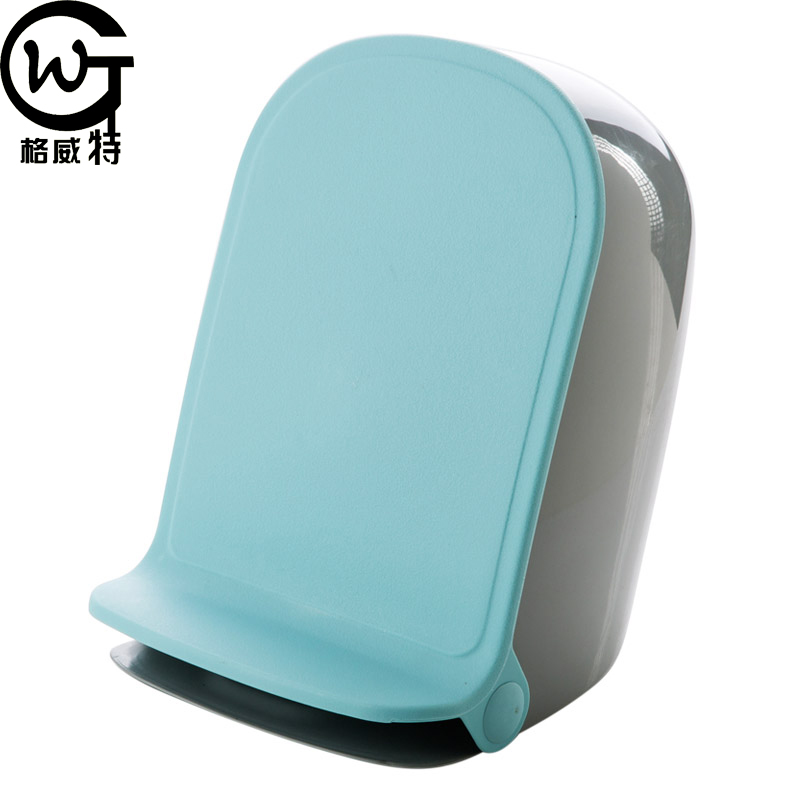 gwt home oblique horizontal garbage bin creative living room toilet toilet paper basket household kitchen plastic garbage can