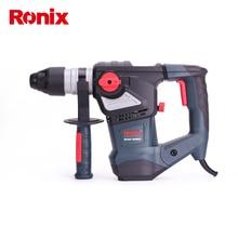 цена на Ronix 36mm 1600W Rotary Hammer Power Tools Hand Hammer Model 2704