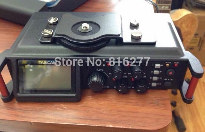 Tragbares Audio & Video Tascam Dr-70d Professionelle 4-kanal Recorder Für Slr Audio Micro-film Aufnahme Vier-kanal Recorder Und Preamps Synchron Unterhaltungselektronik