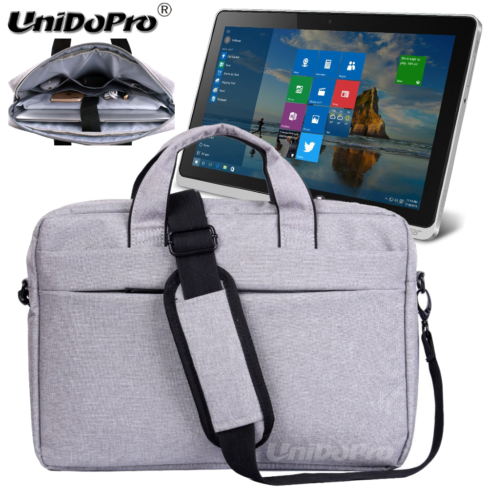 UNIDOPRO Waterproof Messenger Shoulder Bag Case for Acer Iconia W700 W7 Tablet PC Sleeve Cover new 7   inch for acer iconia one 7 b1