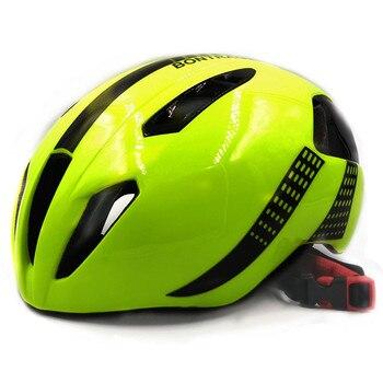 2018 Octal Dia Da Corrida de Ciclismo Capacete M/L 54-60 cm In-Moldado Mountain/Road Bike Capacete acessórios da bicicleta Capacete Da Bicicleta