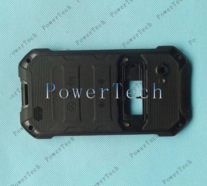 imágenes para Genuino tapa de la batería cubierta de la contraportada para blackview bv6000/bv6000s teléfono celular