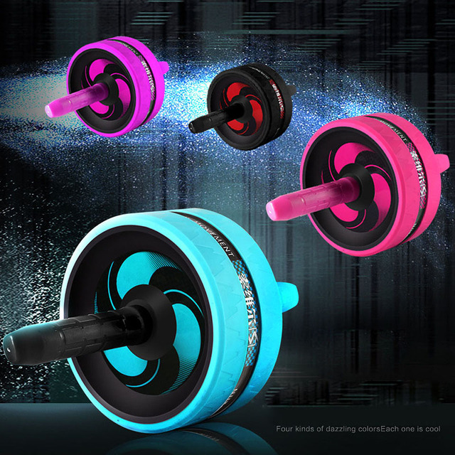 New 2 in 1 Ab Roller&Jump Rope  2