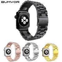 Splitter Für Apple Uhr Band 42/44mm Schwarz Gold Edelstahl Armband Schnalle Adapter für Apple Uhr 4 3 iWatch Band 38-in Uhrenbänder aus Uhren bei