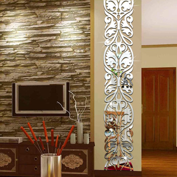 Diy Wohnkultur Wohnzimmer Eingang Tv Hintergrund Dekoration Spiegel