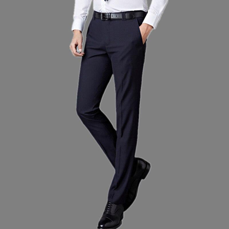 Pantallona luksoze për pantallona të gjera Pantallona të gjera të - Veshje për meshkuj - Foto 2