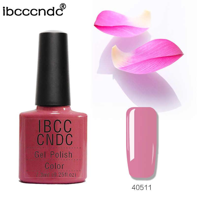 7,3 мл за штуку конфеты чистый цвет УФ гель для ногтей маникюр Padicure красота для салона или домашнего использования лак для ногтей лак 40511