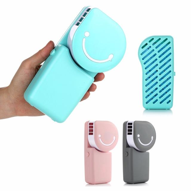Nuevo Mini Ventilador Recargable Li-batería Portátil de Viaje Computadora de Escritorio Viento Viento del ventilador Ventilador Mini USB ventilador de Refrigeración ventilador De Escritorio
