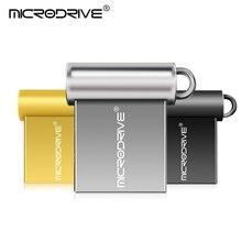 Usb Flash Drive Metal 128GB 64GB pendrive 32GB 16GB 8GB waterproof