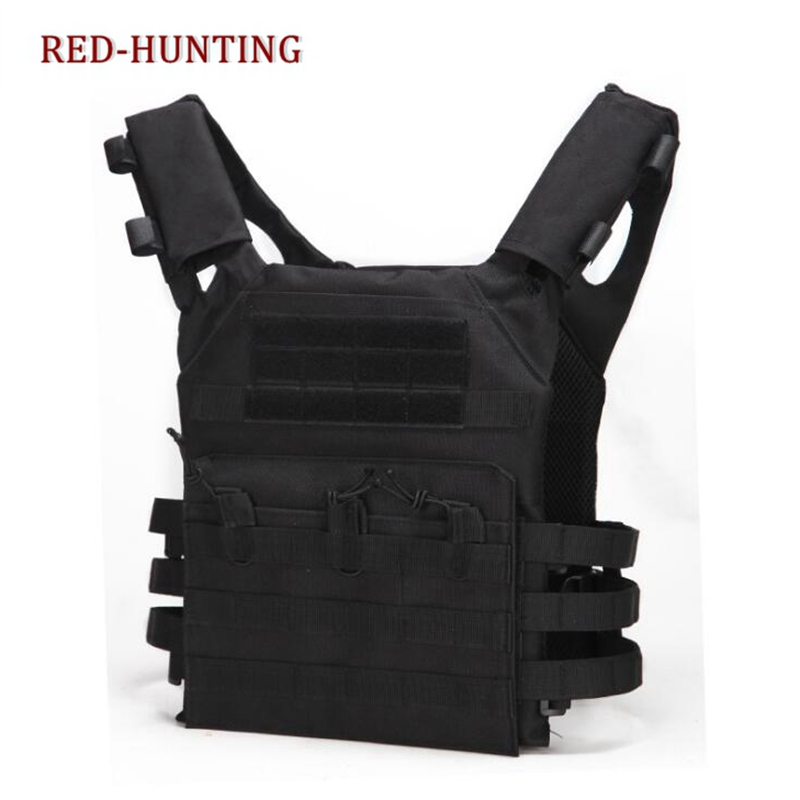 Wholesale Military Tactical Plate Carrier Ammo Chest Rig JPC Vest Airsoftsports Paintball Gear Body Armor For Hunting Equipment