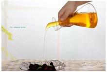 1PC Creative Home Kitchen Supplies Glass Oil Pot Seasoning Bottle Olive Sauce Jar OK 0359