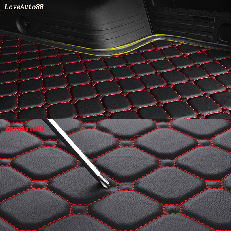 Image 5 - Custom Car Trunk Mat For Honda All model CRV CR V Accord Civic Fit Jade Freed Car Styling Auto Accessories Car Pad