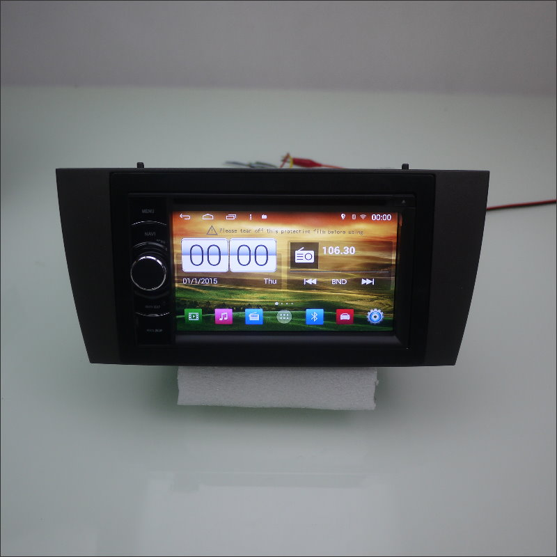 For JAGUAR S X Type 2001 2009 Car Radio Reo CD DVD Player GPS NAVI HD
