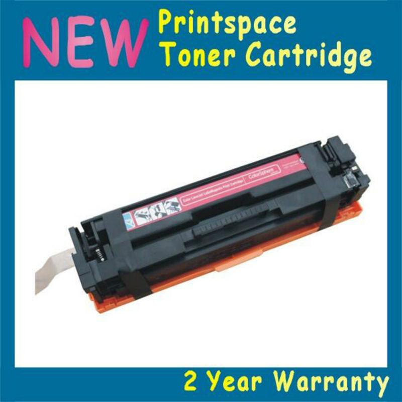 NON-OEM Toner Cartridge Compatible With HP 201 201x Color Laserjet Pro M252 M252dw M252n M252dwm CF400x CF401x CF402x CF403x hp color laserjet pro m252dw b4a22a