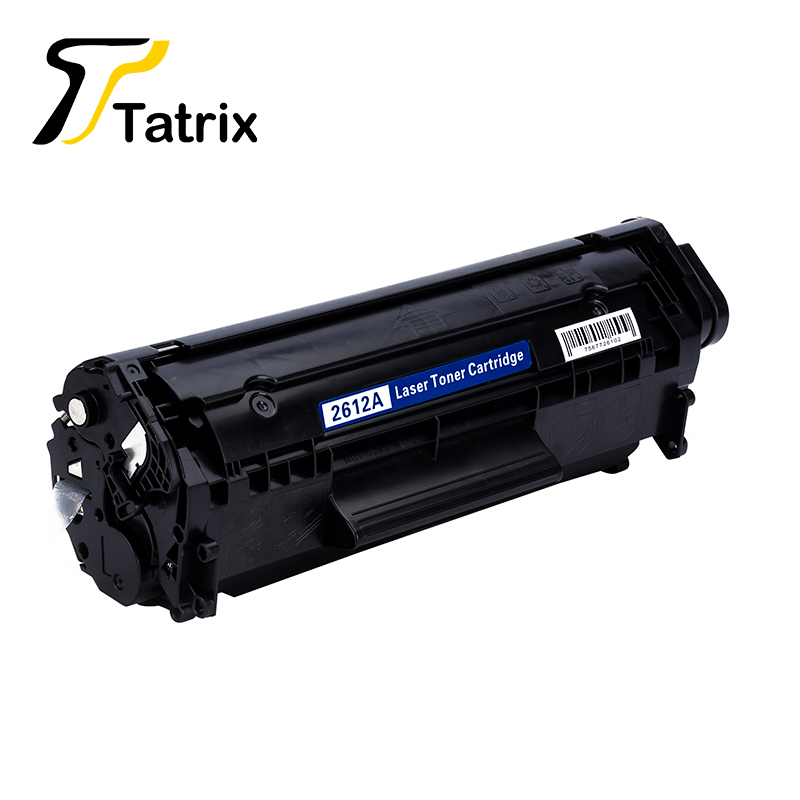 Tatrix Q2612A 12A Тонер картриджі HP LaserJet 1010 1012 - Кеңсе электроника - фото 2