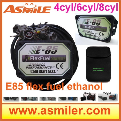 ethanol kit e85 factory compatible with 98% of gasoline vehicles 6cyl price