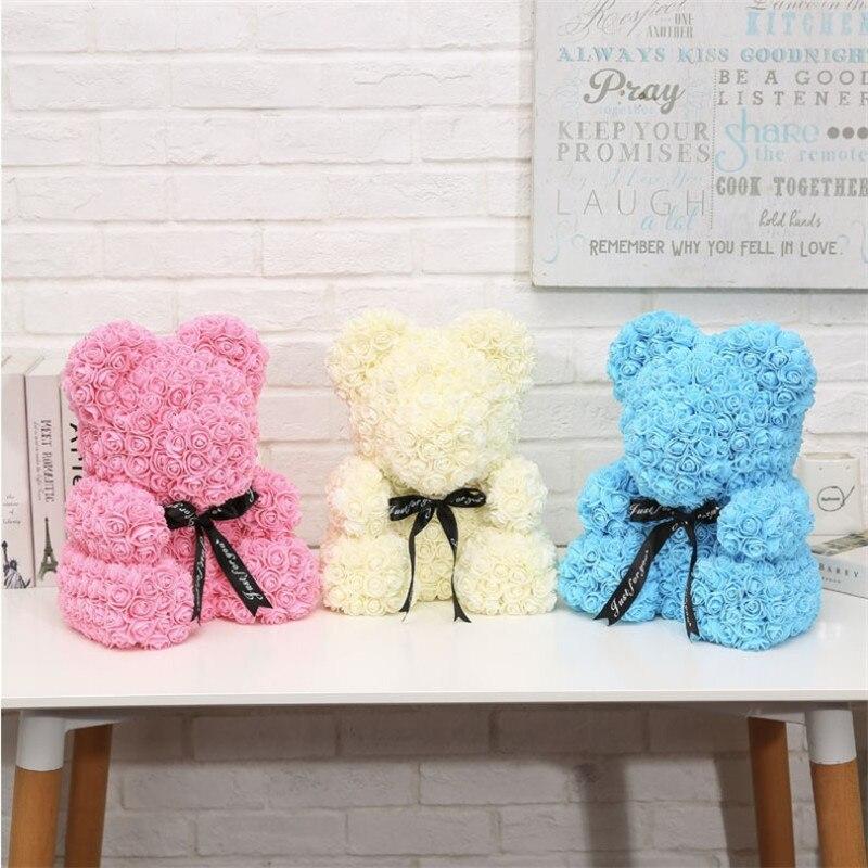 Rose Bear Dolls