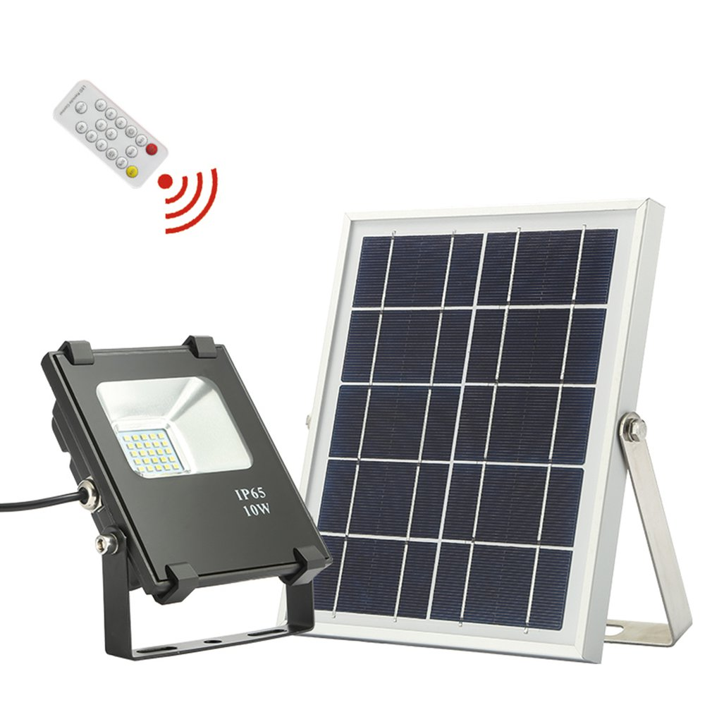 Tipo Split PIR Sensor de movimiento de la lámpara de pared con Control remoto de energía Solar de interior al aire libre casa lámpara de techo LED proveedor