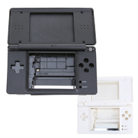 Factory Price Black White Full Repair Parts Replacement Housing Shell Case Kit For Nintendo DS Lite