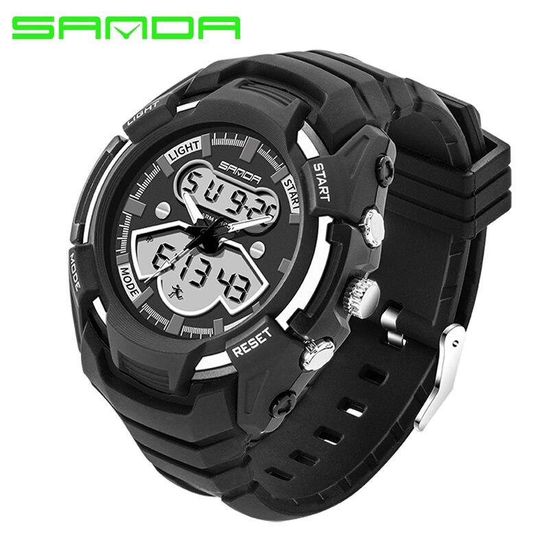 Relogio Masculino Luxury Brand Men Watches Men s Quartz Hour Analog Digital LED Sports Watches Men