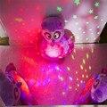 Новое Прибытие Световой Плюшевые Сова Игрушки Световой Музыка Игрушки Сон Световой Игрушки Сова Спящая Приятель Детские Игрушки Подарок На День Рождения