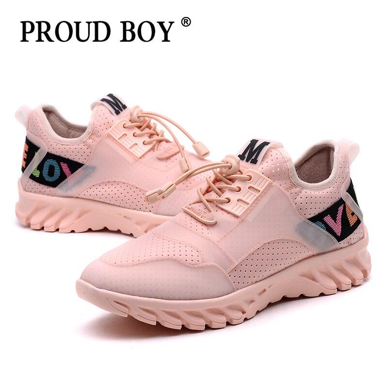 58834182b8608 Achat Chaussures de course pour les femmes Gym Respirant lace up Sneakers  Confortable En Plein Air Jogging Marche Sport Chaussures filles rembourrage  blanc ...