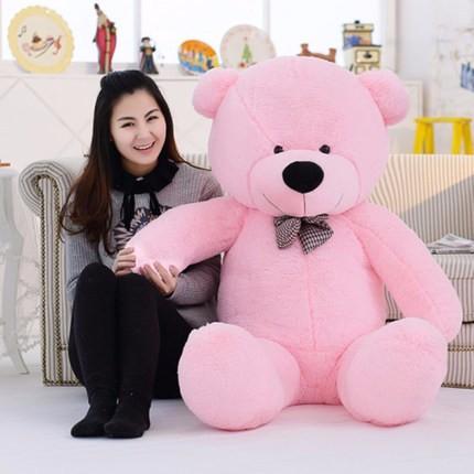 HTB1tRFqKXXXXXaQaXXXq6xXFXXX7 - 100CM Hug Teddy Bear Urso De Pelucia Plush Stuffed Animal Dolls