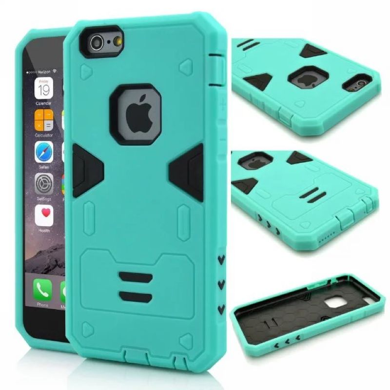 For iPhone 6 6 plus 6s 6s plus Case Armor Hybrid TPU PC Case for iphone 6 6s Case Cover Phone Back Cover Transformers Style