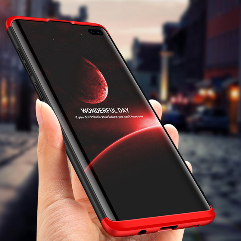 360 Degree Hard PC Full Protection Case For Samsung s10 Luxury Armor Shockproof Cover For Samsung Galaxy S10 Plus Lite S10E Case (12)
