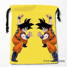 Custom  Dragon Ball Drawstring Bags Printing Fashion Travel Storage Mini Pouch Swim Hiking Toy Bag Size 18x22cm #171203@1-06
