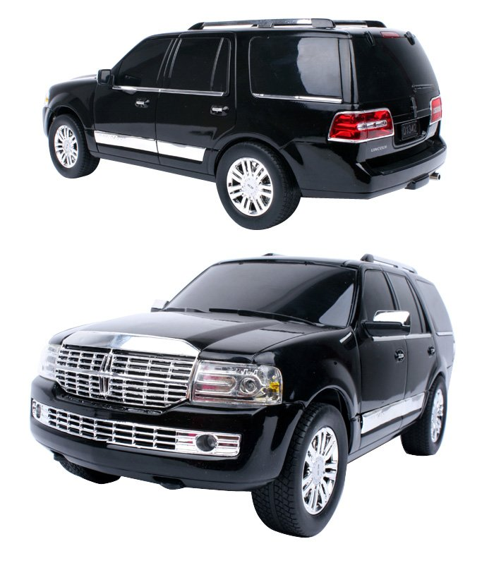 Free Shipping Rastar Rc Radio Control Lincoln Navigator 1 14 Rc Car