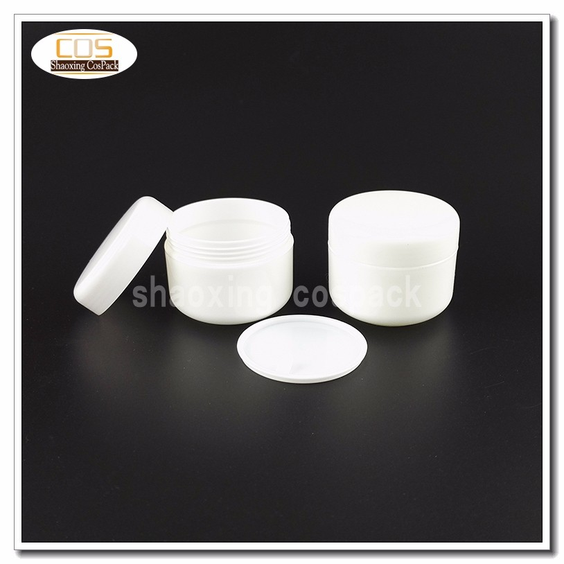 JP3-50ml White Plastic Container (1)