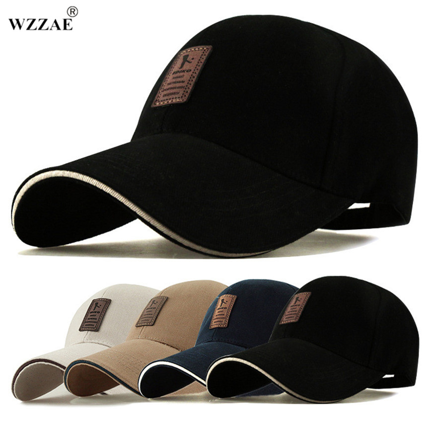 Retail Wholesale GOOD Quality Brand New Cap Baseball Cap Snapback Hat Cap Fitted Hats For Men And Women  8 Colors new high quality warm winter baseball cap men brand snapback black solid bone baseball mens winter hats ear flaps free sipping