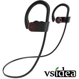 Image 1 - Esportes fones de ouvido bluetooth ipx7 impermeável fones de ouvido sem fio com microfone hd estéreo in ear fones de ouvido com cancelamento de ruído