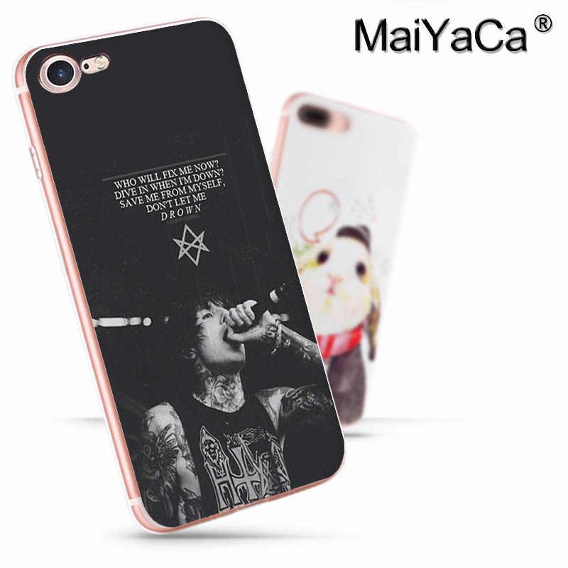Чехол для телефона MaiYaCa Oliver Sykes Bring Me the Horizon bmth, для Apple iphone 11 pro 8 7 66S Plus X 5S SE XS XR XS MAX