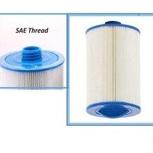 Спа-фильтр-картридж 205*150(или 8'x6') с SAE резьбой 1 1/2 '(3,8 см