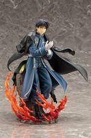 ALEN KOTOBUKIYA ARTFX J Fullmetal Alchemist Roy Mustang A R Action Figure Toys Model 25cm