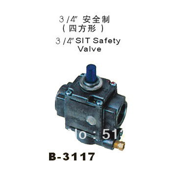 Gas Svote Part 3/4 SIT Safety Valve 710743 mini sit gas fryer main thermostat control valve minisit 200c b new part