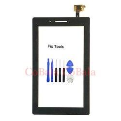 1 шт., сенсорный экран с цифровым преобразователем для Lenovo Tab 3 7,0 710